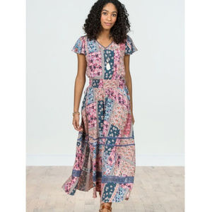 NWT Matilda Jane Wildlife Maxi Dress